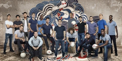 Pepsi announces superstar 2014 football squad