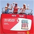 Vodacom onboard City Sightseeing