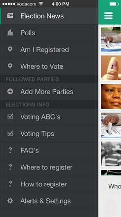 News24 launches major election 2014 app