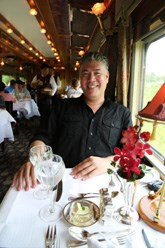 Jonathan Phang's Gourmet Trains - Mortimer Harvey