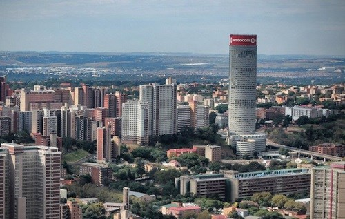 Continental Outdoor owns the Jo'burg skyline! - Continental Outdoor