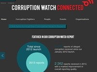 Collaborative digital hub mobilises communities around corruption