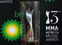 13th Annual Metro FM Music Awards: Events company announced