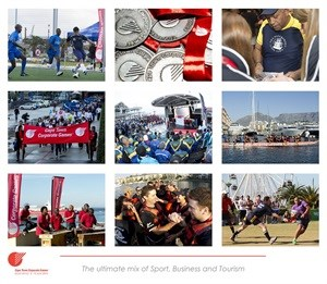 Let the countdown to the Games begin! Official launch of the 2014 Cape Town Corporate Games