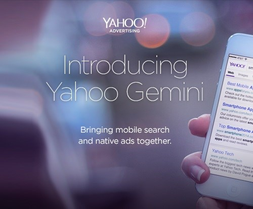 Introducing Yahoo Gemini - Apurimac Africa