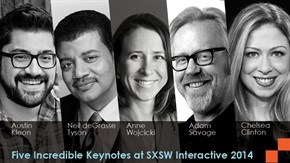 [SXSW Interactive 2014] South by Southwest and back