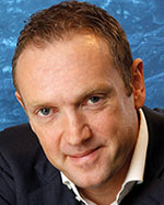 Bob van Dijk. (Image extracted from the Naspers website)