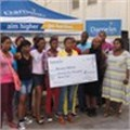 Damelin Bloemfontein changes a resident's life with a R75,000 bursary