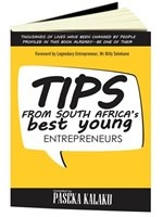 New book profiles young entrepreneurs