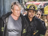 Dolph Lundgren and Texas Battle