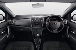 For a small car, it feels remarkably solid and this is emphasised by the good quality feel of the cabin.