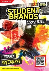 Student Brands - Sports Issue