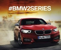 Drive the new BMW 2 Series Coupé for a year