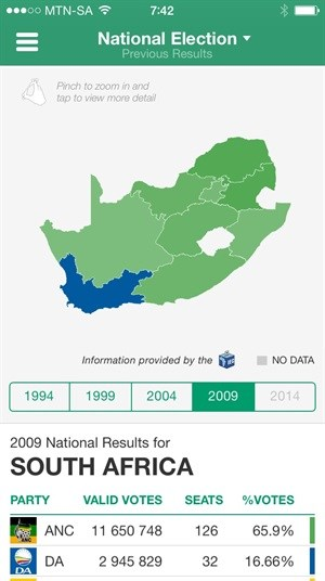 News24 rolls out groundbreaking interactive election results maps - 24.com