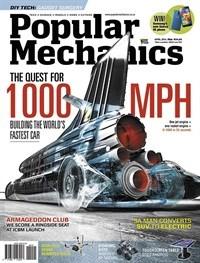 Popular Mechanics aces the digizine challenge