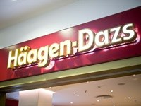 First Häagen-Dazs global concept store in Brooklyn Mall