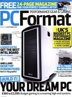 Closure of PC Format magazine