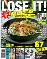New magazine launches today for weight loss