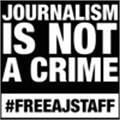 Call to public to send messages to detained journalists via social media