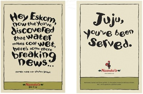 Nando's main sponsor for Daily Maverick's The Gathering