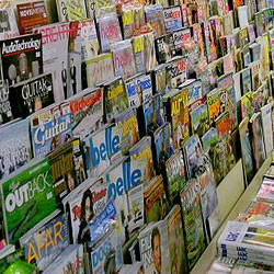"""The public surfs the internet, but swims in magazines,"" says Ramsay. (Image: , via Wikimedia Commons)"