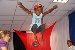 It's playtime at Tumble Town, a world of fun for kids - The Rand Show