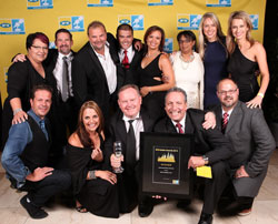 MTN Radio Awards Station of the Year Community Radio Tygerberg.