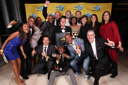 MTN Radio Awards Station of the Year - 702.