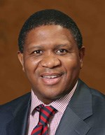 "Mbalula: ""Who's going to stop me holding a Sports Awards evening for millions of rands?"" (Image: GCIS)"