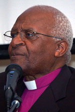 Nelson Mandela and Archbishop Desmond Tutu successfully used sport to heal and reconcile. (Image: Wikimedia Commons)