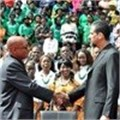 President Zuma and 165,000 church members attend UCKG's Good Friday service