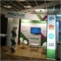 New look for Neustar exhibition by Tungsten