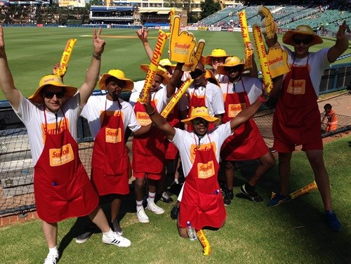 @SunfoilCricket cooks on Twitter with 34