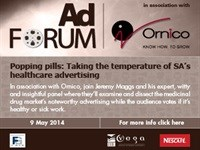 Ad Forum dissecting healthcare ads