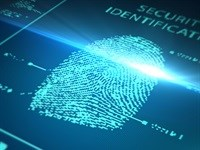 Biometric fingerprint authentication circumvents hackers