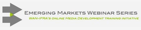 Emerging markets webinar for media