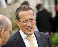 "Richard Quest: ""When is South Africa going to play the role that it is destined to play on the continent as the regional superpower?"" (Image: Wikimedia Commons)"