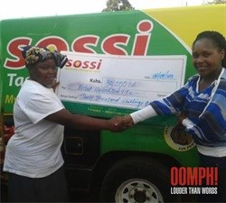 Oomph! Africa spices up Sossi soya in Kenya