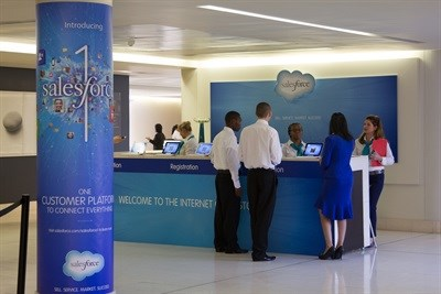 Salesforce Essentials Johannesburg event