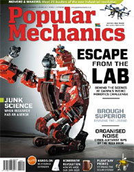 Popular Mechanics defies the downturn