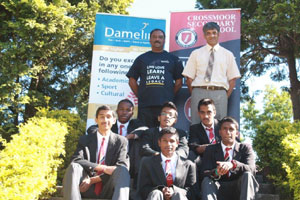 Damelin sponsors Crossmoor Secondary in Top Gear competition