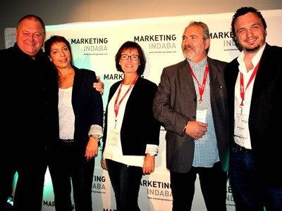 Marketing Indaba Speakers