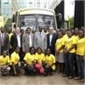 Internet bus to boost ICT literacy in rural Uganda