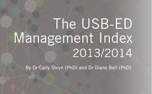 New USB-ED Management Index explores SA management landscape