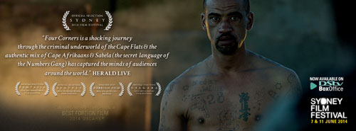 Four Corners is now available across Africa via DStv Box Office for the month of June - Giant Films