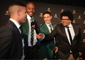 Bowled over: The 2014 Cricket SA Awards - Blue Moon Corporate Communications