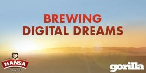 Hansa's Digital Now Brewed By Gorilla