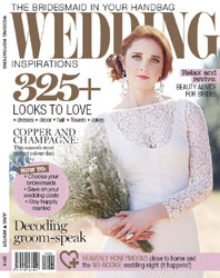 Warm up with Wedding Inspirations' winter issue!