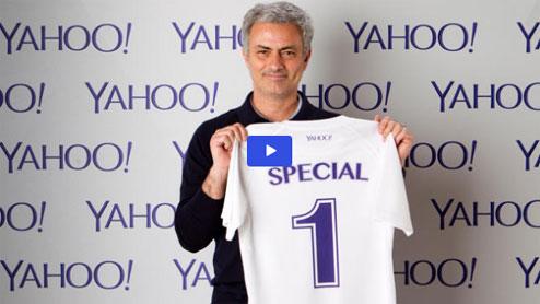 Exclusive interview with José Mourinho - Apurimac Africa