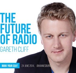 Heavy Chef to host Gareth Cliff on 24 June in Johannesburg. Book now! - World Wide Creative